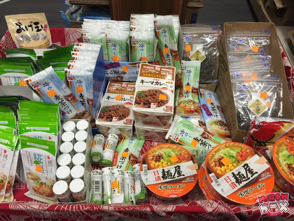 où acheter de la nourriture japonaise à paris ?
